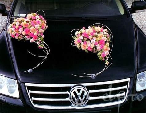 wedding car decorations with flower bouquet pictures coche novios el atlas de las nubes