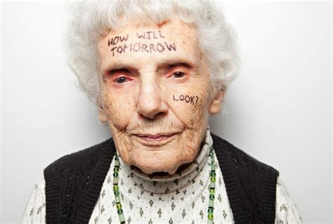 18 elderly share their insecurities before it s quot too late