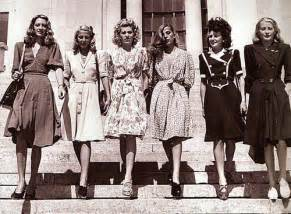 Vintage dressing up vintage vintage 1940s fashion style tips