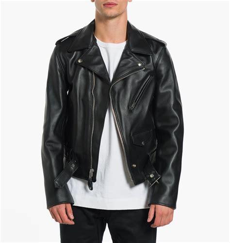 Jaket One schott one perfecto motorcycle jacket black