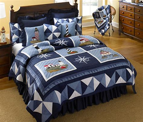 lighthouse comforters and quilts lighthouse tour quilt ensemble picture