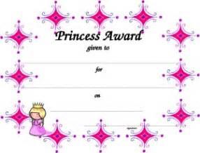 princess certificate template certificate template for kids free printable certificate printable princess certificate has a pretty pink stock