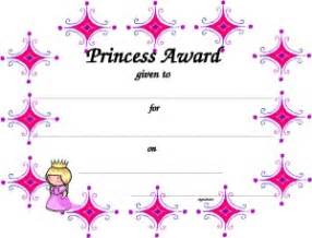 princess certificate template certificate template for free printable certificate