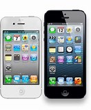 Image result for iPhone 4 vs 5S Comparison. Size: 132 x 160. Source: www.pcadvisor.co.uk