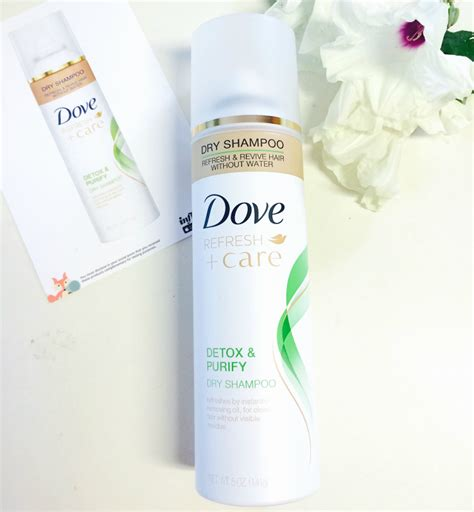 Chic Republic Detox Wash by Dove Refresh Care Detox And Purify Shoo Review