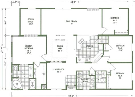 triple wide floor plans quadruple wide mobile homes joy studio design gallery