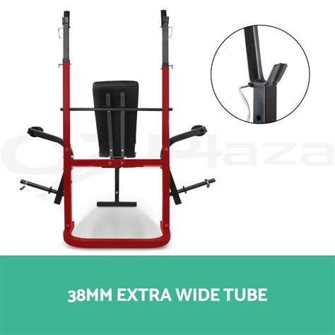 home gym equipment bench press everfit multi station weight bench press curl home gym
