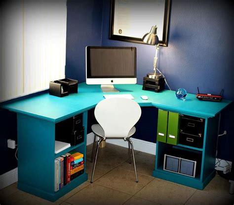 corner desk plans free 13 free diy desk plans you can build today