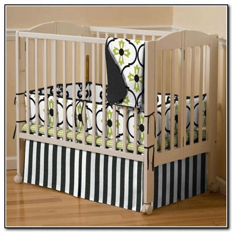 bedding sets for mini cribs mini crib bedding sets neutral beds home design ideas