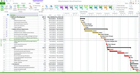 diagramme de gantt ms project 2013 t 233 l 233 charger acheter project 2013