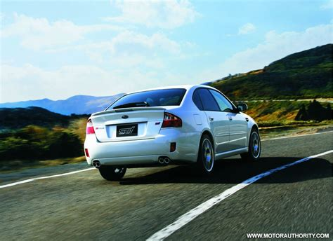 jdm subaru legacy subaru legacy sti s402 released in japan