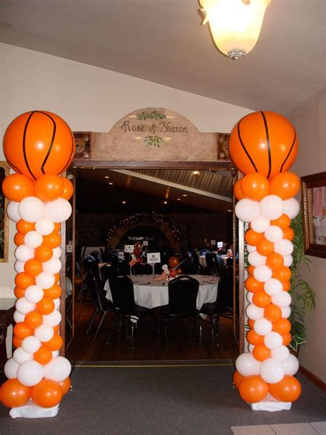 sporting event decor knoxville balloons party decor