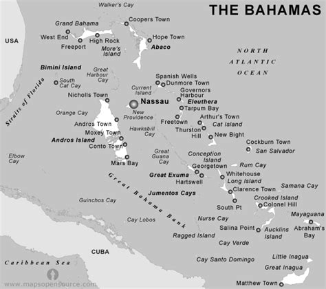 map of usa and bahamas free the bahamas map black and white map of the bahamas