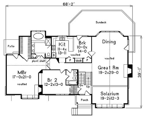 split level plans spacious split level 57022ha 1st floor master suite