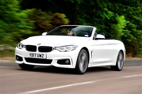 bmw 4 series convertible 2017 review pictures auto express