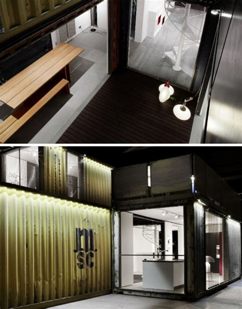 eco evolution stylish new model of cargo container home
