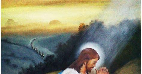 Lukisan Rohani 1 Jual Lukisan Murah Lukisan Yesus Kristus