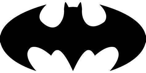 bat template batman bat sign template free printable papercraft templates