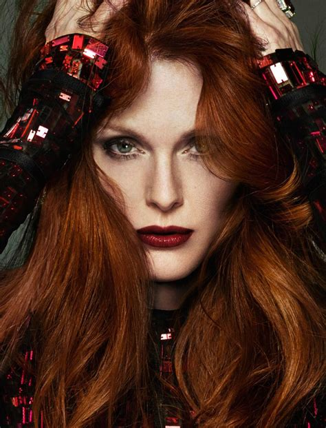 dors julianne moore have natural red hair julianne moore la quinqua incandescente julianne moore