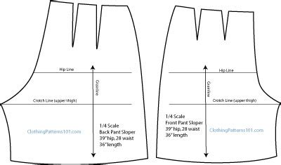 pattern grading short courses making a flare shorts pattern
