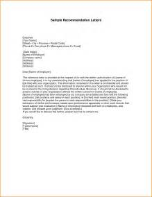 Cover Letter Referred By Friend by Employee Referral Letter Thebridgesummit Co