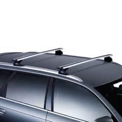 thule roof racks guide covering bmw car models