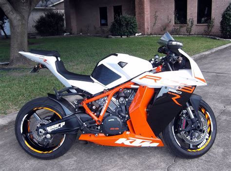 Used Ktm Rc8 Used 2013 Ktm 1190 Rc8 R Motorcycles In South Houston Tx