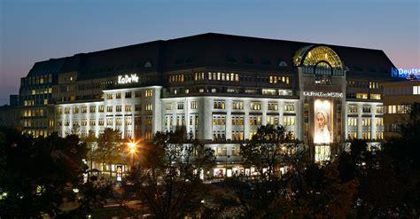 kadewe shops 4 large department stores in berlin berlin enjoy