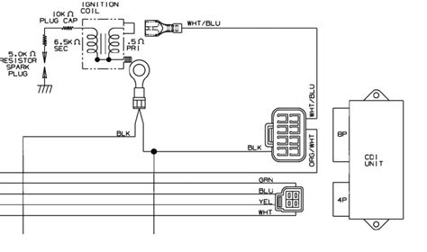 kymco cdi wiring diagram wiring diagram schemes