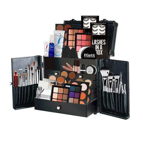 Make Up Kit Inez Shop Muse Pro Studio Makeup Kit Professional Makeup Kit