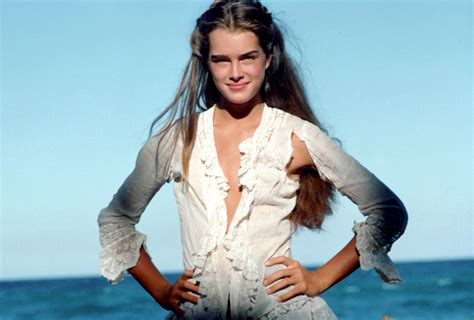 film blue child spring style inspiration brooke shields in blue lagoon