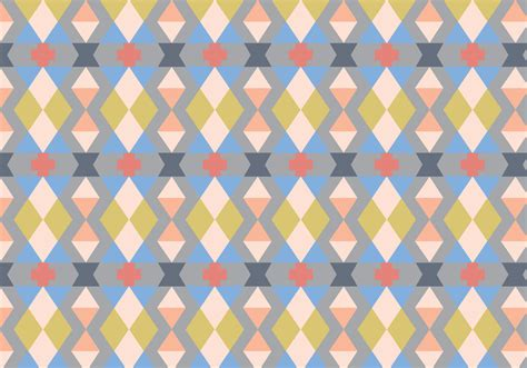 diamond pattern vector illustrator diamond decorative pattern download free vector art