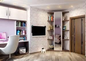 Faux Bookshelf Door 18 Pretty Corner Shelf Designs To Help You Tidy Up