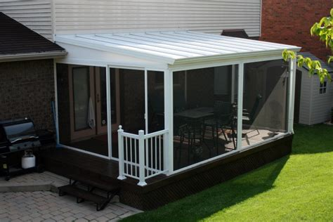 screen rooms natural light patio covers natural light
