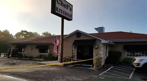 Chef S Kitchen East Md by Cecil County Restaurant Destroyed By State Update