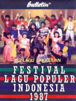 download mp3 barat populer 2014 va festival lagu populer indonesia 1987 snazzy mp3