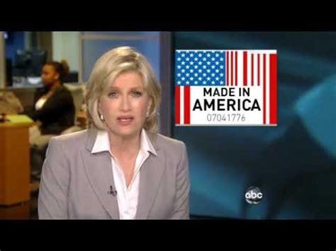 watch abc world news with diane sawyer online full abc world news with diane sawyer home made in america