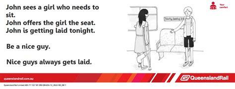 Queensland Rail Memes - image 334282 queensland rail etiquette posters
