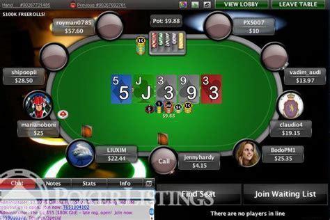 mod  pokerstars client    poker tips