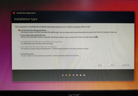 install windows 10 dual boot how to install ubuntu from a usb stick on windows 10 pc