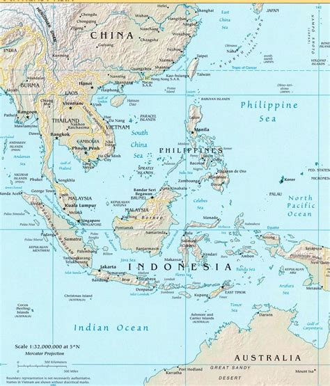 map of south pacific asia pacific images frompo
