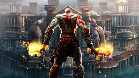 wallpaper god of war kratos god of war wallpaper 9504