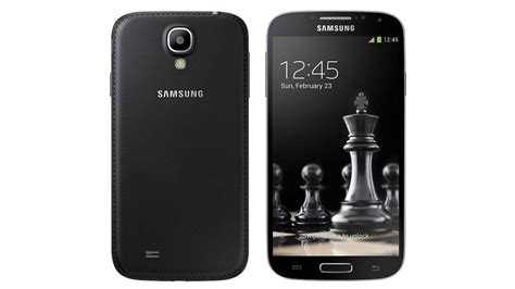 For Samsung S4 Black samsung galaxy s4 black edition gt i9505