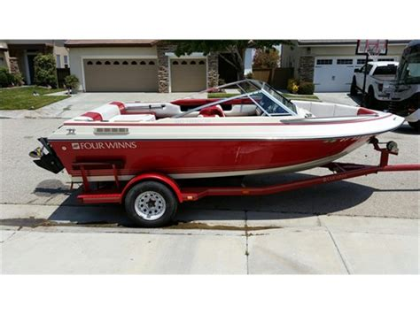 four winns boats near me 1988 four winns boat cars and vehicles canyon country