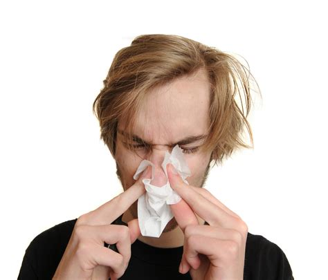 my s nose is running runny nose or leaking brain cerebrospinal fluid rhinorrhea