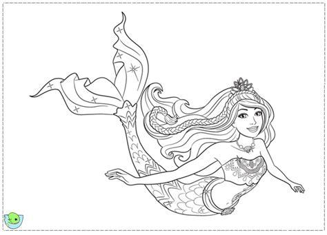coloring pages mermaid barbie barbie mermaid coloring pages getcoloringpages com