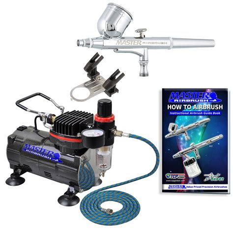 Kompresor Mini Air Brush Compressor Mini Prohex B17 N115 professional master airbrush multi purpose gravity feed