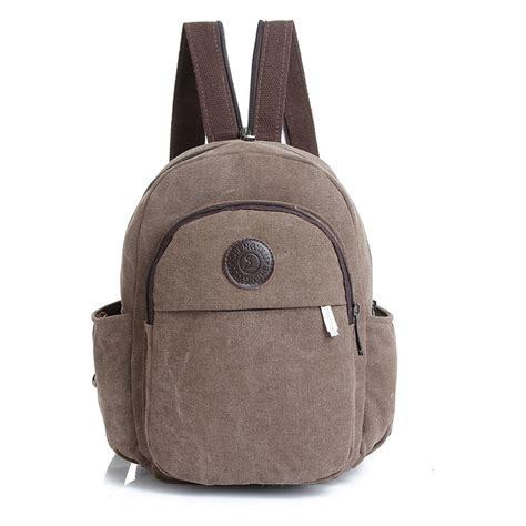 Fashion Mini Bag 980 vintage fashion mini backpack s backpack multifunctional canvas bag travel rucksack
