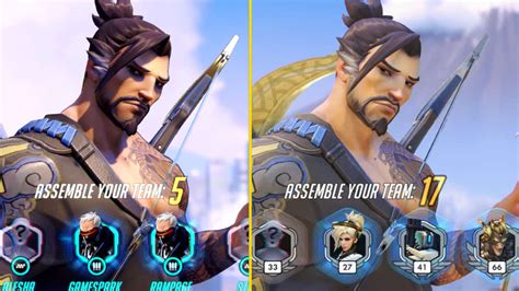 Pc Dlc Overwatch Lootbox X24 overwatch ps4 v pc gameplay comparison gamespot