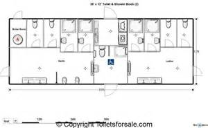 Handicap Accessible Bathroom Floor Plans toilets amp shower blocks for campsites